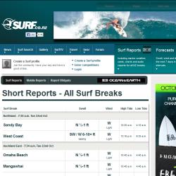 surf.co.nz New Zealand