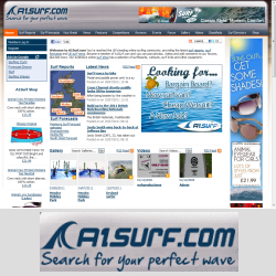 a1surf.com