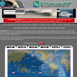 stormsurf.com surf report