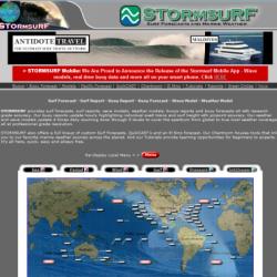 stormsurf.com surf report